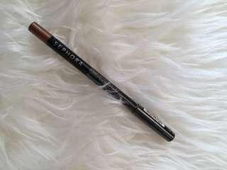 Sephora eyeliner brown gold