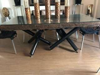 Custom Made Designer Dining Table