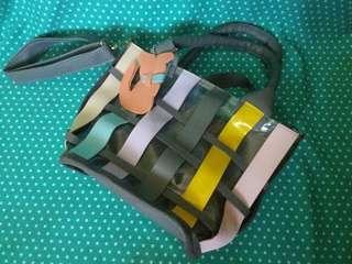 Handbag Bening Pelangi