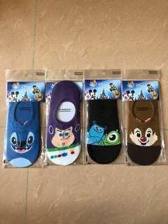 韓國Disneyland船襪~不散買