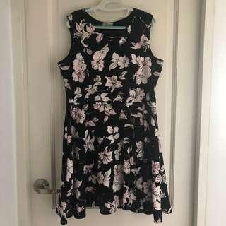 UK18 Praslin dress