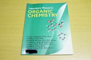 Laboratory Manual in Organic Chemistry (Bayquen)