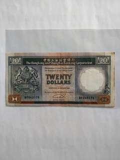 特別紀念日號碼鈔75年1月4日