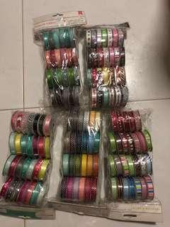 American Crafts & Dear Lizzy Ribbons