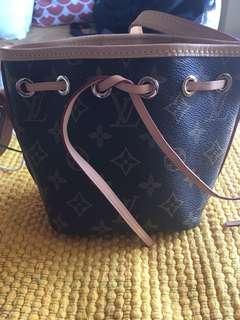 Pre loved LV Mini Sling Bag