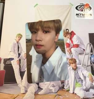 [WTT] NCT DREAM Haechan We Go Up Photocard