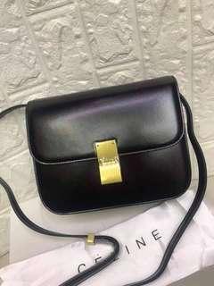 Celine Box Sling Bag