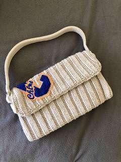 Chloe woven handbag