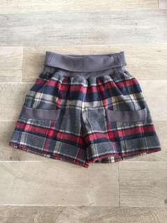Checkers Short 格仔裓短褲