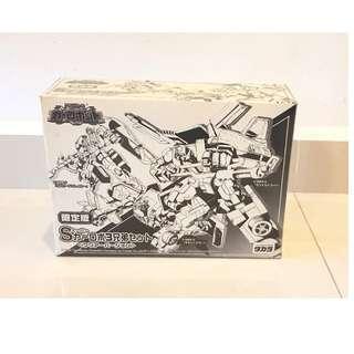 Rare Vintage Takara Transformers 2000 TF2000 JUSCO Exclusive Clear Car Brothers RARE - MIB