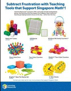 🚚 [PO] EDUCATIONAL TOYS AS CHRISTMAS GIFTS FOR YOUR LITTLE ONES! LEARNING RESOURCES / EDUCATIONAL INSIGHTS / PEACEABLE KINGDOM / MIGHTY MIND @ 20% OFF RETAIL PRICE!!! LAST ORDER BY WED3/10/18. ETA END NOV!