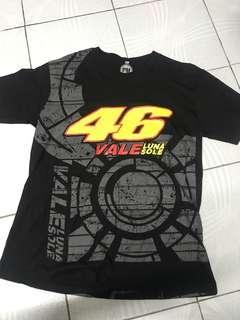 T shirt Valentino Rossi 46
