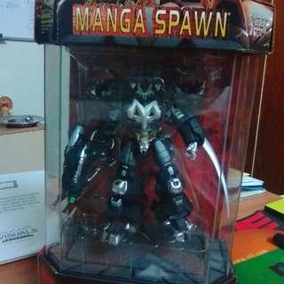 Manga Spawn Action Figure Special Edition