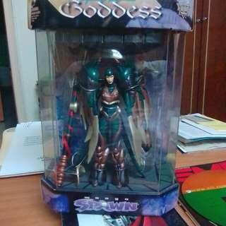 The Goddess from Manga Spawn series