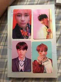 WTT LOVE YOURSELF :Answer PC