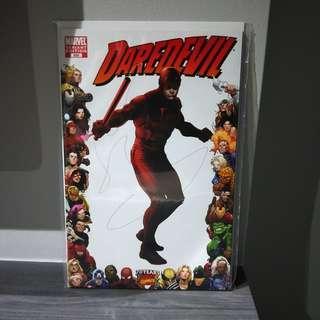 Daredevil #500 70th Anniversary Frame Variant