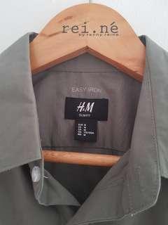 H&M Green Shirt