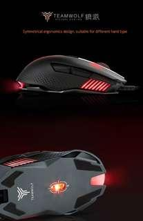 TeamWolf Gaming Mouse