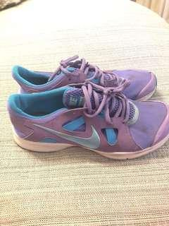 Nike Purple & Blue Runners