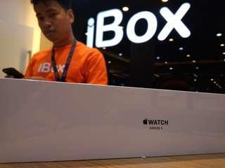 Cicilan Apple Watch di iBox Botani