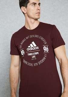 Adidas Logo Tee BK2804