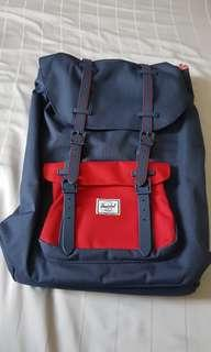Authentic Herschel Little America Backpack 25L (further price reduction!)