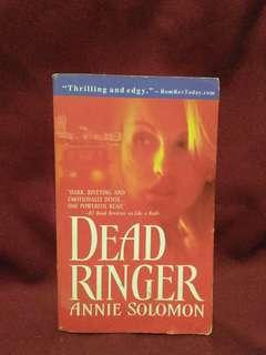 Preloved Book: Dead Ringer