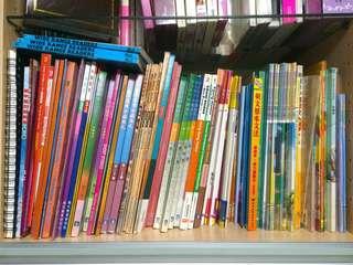 免費 Free Secondary text books school textbook 中學教科書初中高中