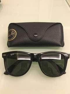 Authentic Rayban Wayfarer (Price Non Negotiable)