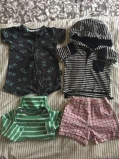 Preloved bonds and Carters