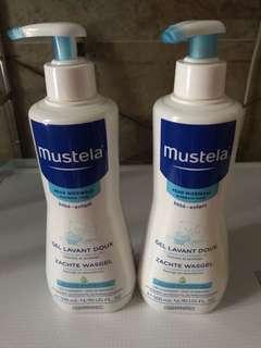 Mustela 二合一冲涼液
