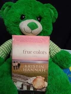 Preloved Book: True Colors by Hannah Kristin