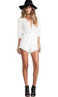 Spell and the gypsy white romper