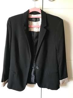 Zara blazer - size 8. new without tags, never worn