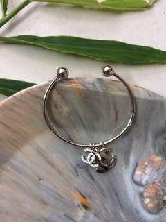 SALE ‼️ Chanel Charm Bracelet (Dupe/Inspired) (Silver)