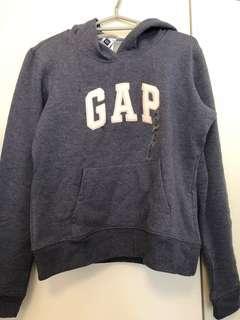 GAP fleece hoodie woman size S