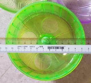 Hamster Running Wheels (12cm)