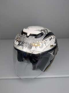 ZEUS 電單車頭盔