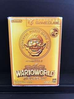 Wario World Nintendo Gamecube