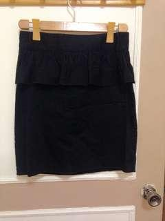 Authentic Tokito Peplum Skirt