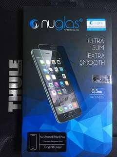 Nuglas Tempered Glass Crystal Clear 0.3mm