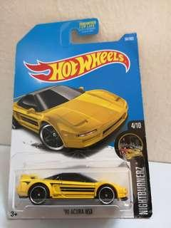 Hot Wheels JDM US Card