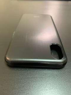 🚚 iPhone XS plus moshi 防暴殼
