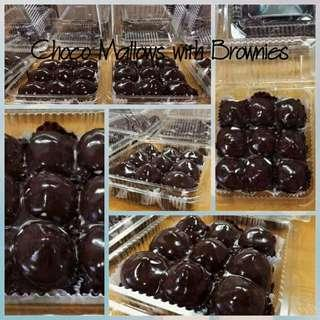 Choco Mallows with Brownies