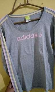 Long shirt adidas