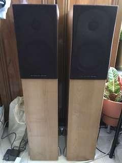 Mordaunt-Short MS-904 Avant Floorstanding speakers.
