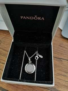 Pandora Sterling Silver Necklace