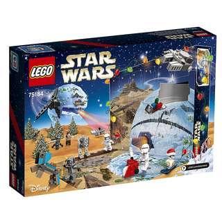 Lego Star Wars Calendar