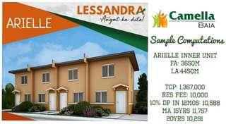 Camella Baia - Near UP Los Baños , Affordable House And Lot for Sale in Bay Laguna