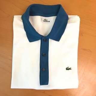 🚚 Lacoste短袖POLO衫(二手正品)